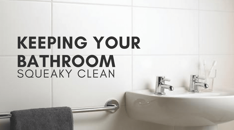 Bathroom Cleaning 101 How To 101